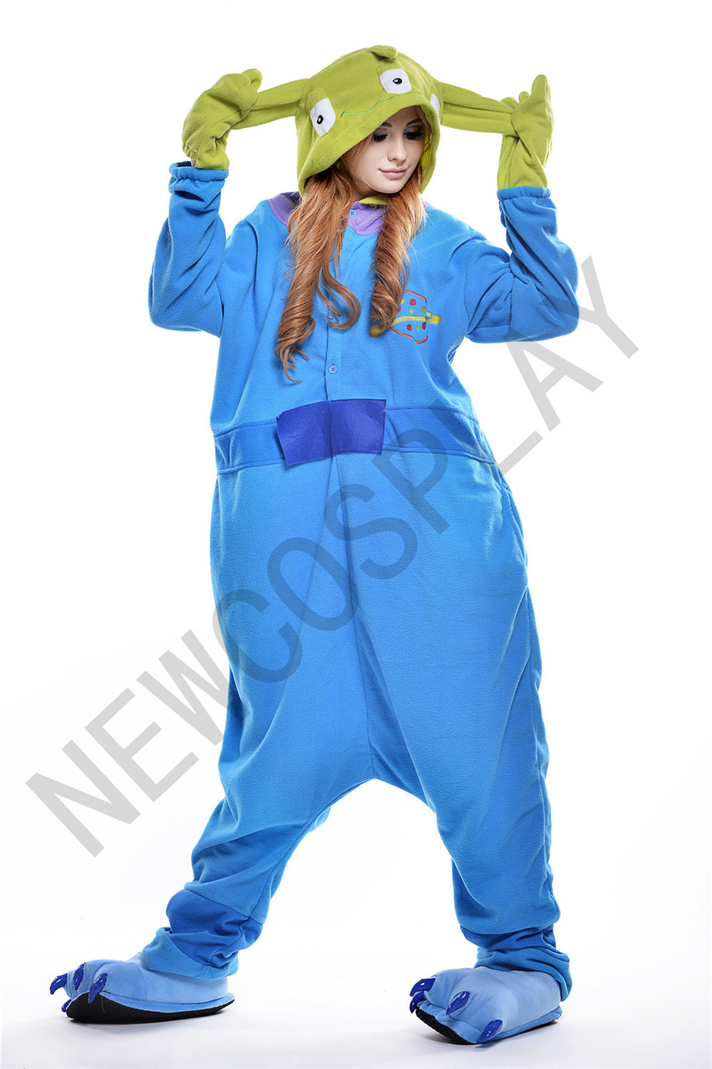 Blue Halloween Costumes For Men Costume Blue Men Women s