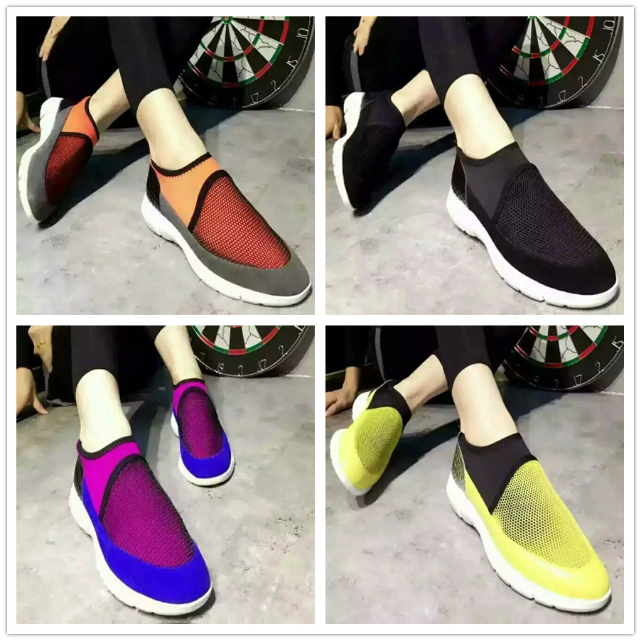 2016 New Fashion Women Casual Shoes Summer Lady Soft  Driving Shoes Real leather with Mesh High Quality Breathable Shoes XX48<br><br>Aliexpress