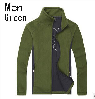 Outdoor Fleece female UV windproof breathable wear-resistant anti-static fleece warm warm thin cardigan jacket male lovers<br><br>Aliexpress