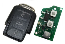 Remote Transmitter for Volkswagen 3 Button (434Mhz,1J0 959 753 P) + FREE HKP(China (Mainland))