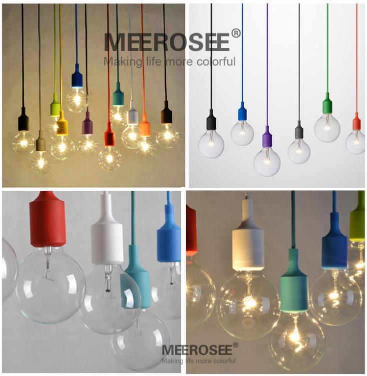 buy colorful e27 socket pendant light. Black Bedroom Furniture Sets. Home Design Ideas