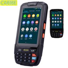 CARIBE PL-40L Android5.1 PDA GPS + 4g + WIFI + bluetooth4.0 + camera + 2d scanner de código de barras(China (Mainland))