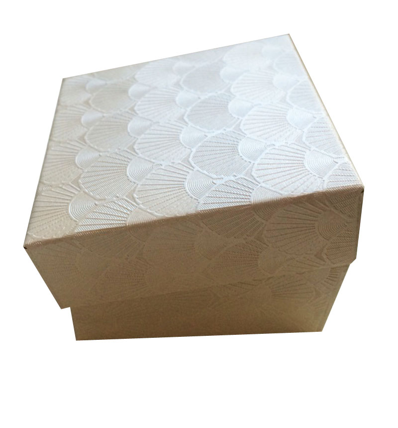 Customized Logo Pedant&Earring Packaging Shell Paper Box Free shipping 50pcs/lot Shell Jewelry Packing Pedant Box 7.7*7.3*3.5cm(China (Mainland))