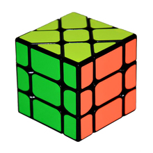 New Arrival YongJun YJ Speed 3X3X3 Fisher Cube Magic Cubes Speed Puzzle Learning Educational Toys For Children Kids cubo magico(China (Mainland))