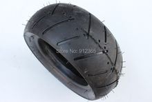 110-50/6.5 Rear Vacuum outer tire for pocket bike 47cc 49cc use without inner tube(China (Mainland))