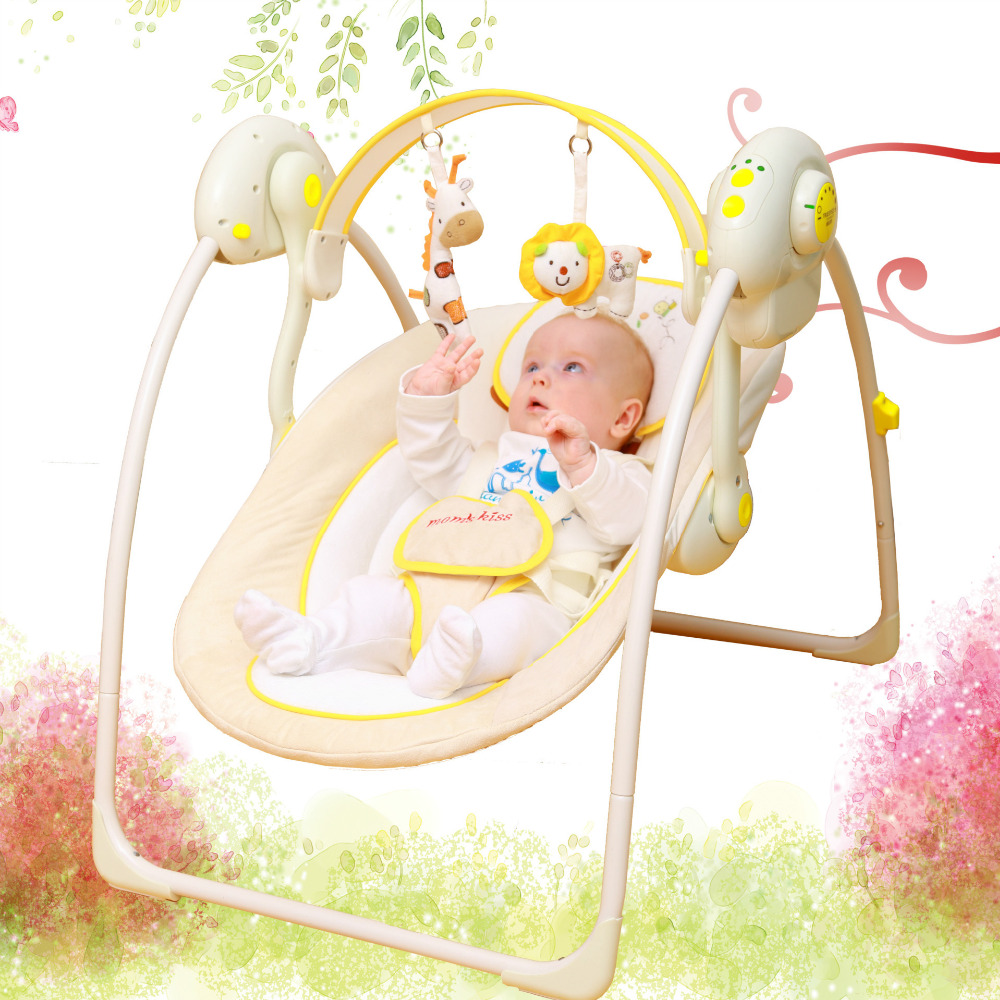 popular portable baby swing buy cheap portable baby swing lots from china portable baby swing. Black Bedroom Furniture Sets. Home Design Ideas