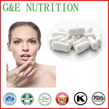 New Arrival Glutathione Capsule 500mg x 100pcs/bag, for skin whitening(China (Mainland))