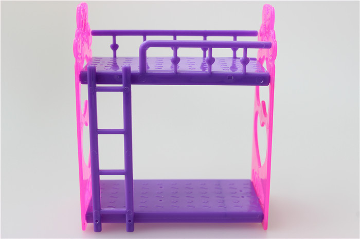 Child's play home toys Doll Equipment Handmade Doll's Plastic bunk mattress For Barbie Dolls/Kali dolls