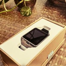 Горячая распродажа Smartwatch gv18 bluetooth-смарт часы для Apple iPhone Samsung Android телефон с 1.3 м камера смартфона часы