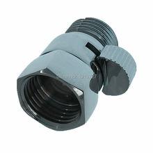 Wholesale Promotional High Quality Shower Diverter Valve Solid Brass Shut Off Valve for Hand Shower or Shower Head(China (Mainland))