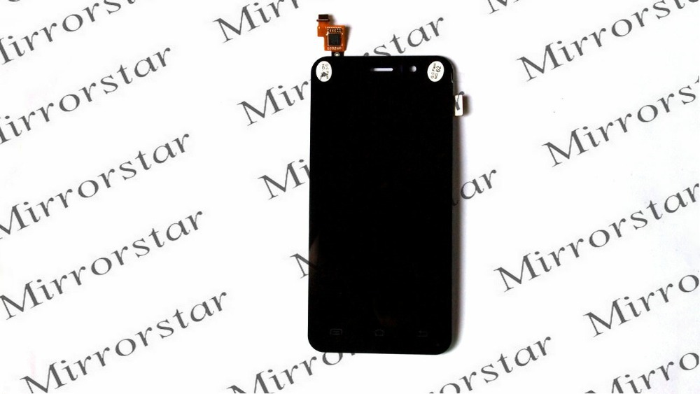 New original LCD Display and Touch Screen Digitizer Assembly For Jiayu G4 G4T G4 Advance Smart  Cell phone Black / White