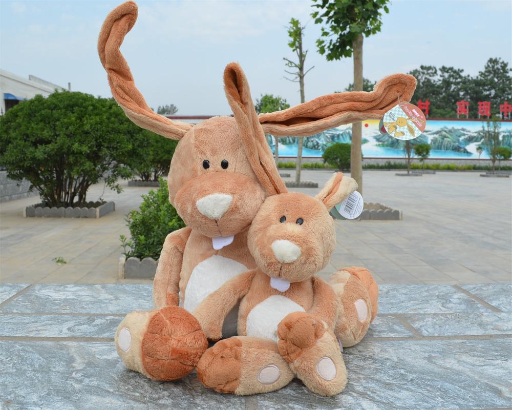 NICI Rabbit Stuffed Plush Toy, Teddy Baby Kids Doll Gift Free Shipping(China (Mainland))