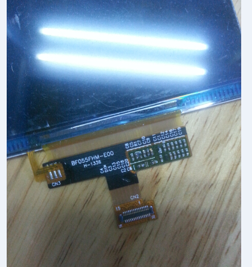 interior LCD display glass panel screen BF055FHM-E00 H-1336 FOR china clone Imitation MTK android phone
