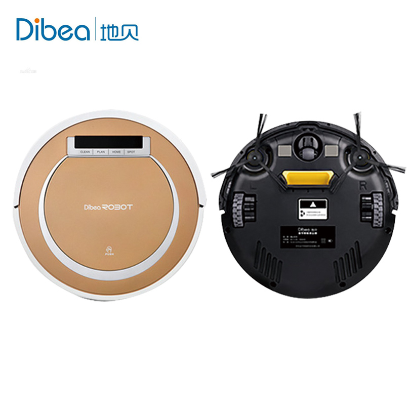 Promotion of robot vacuum cleaner brazil mother's gifts aspirator discount russia new sweeper Household Dibea v700 for family(China (Mainland))