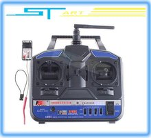 Flysky FS 2.4G 4CH FS-CT4B RC Helicopter Airplane Remote control CT4B Radio RC Transmitter & Receiver Free shpping