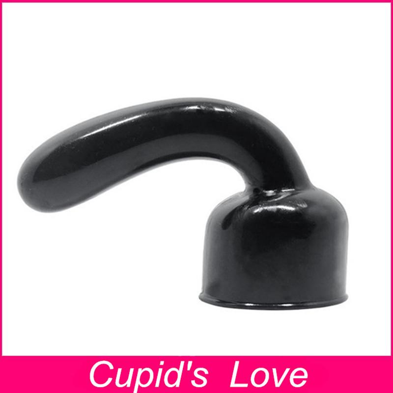 AV Rod Finger Vibrator Caps For Women G Point Masturbation,Magic Wand AV Massager New Touch Head Caps Sex Toys Kit Sex Products(China (Mainland))