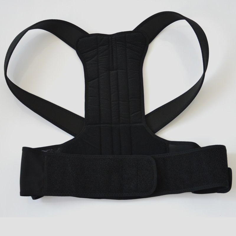 2015 Men Women Slimming Products To Lose Weight And Burn Fat Correction Belt Shoulder Brace Support Strap Health Belt 2015(China (Mainland))
