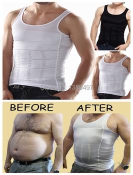 Мужчины похудения профилировщик тела пояса белье талии учебные корсеты мужчины боди ...
