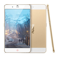 ZTE Nubia My Prague NX513J ROM 32GB RAM 3GB Snapdragon 615 MSM8939 Octa Core OTG GPS 4G FDD-LTE 13MP+8MP 5.2 inch Android OS 5.1