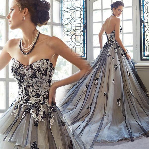Вырезать задняя часть бальное платье вечернее платье Жилетido де феста лонго com ...