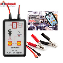 Buy Universal Car Fuel Injector System Analyzer & Fuel Injector Tester 4 pulse modes EM276 Fuel System Scan Tool for $29.39 in AliExpress store