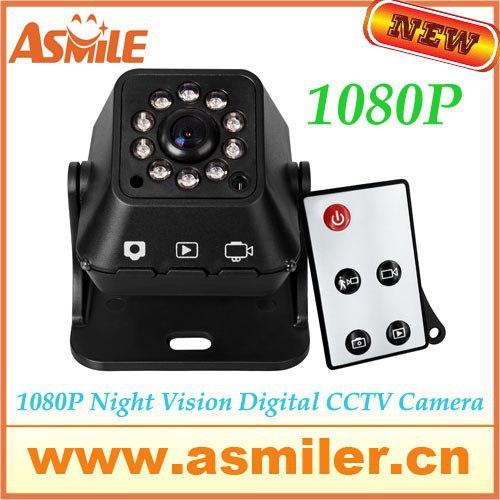 Night Vision Digital CCD Camera HD 1080P Portable Surveillance Cameras,CCTV camera (VM-226A) Free shipping(China (Mainland))