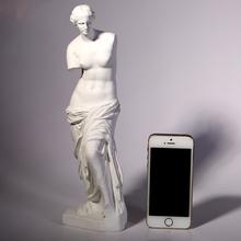 new design mini home decor classical figure resin figurine sculpture of Venus de Milo Craft hotel bar Crafts training aid WZ(China (Mainland))