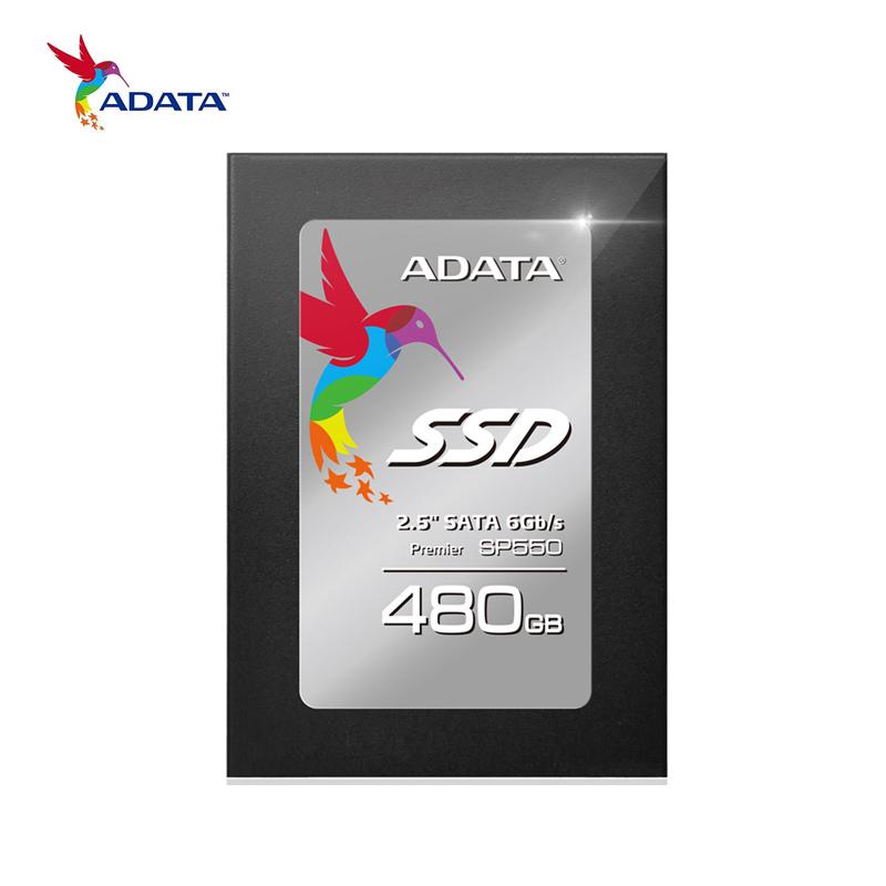 ADATA SP550 SSD 480GB 240GB 120GB SATA3 Internal Solid State Hard Drive Disk SATAiii 2 5