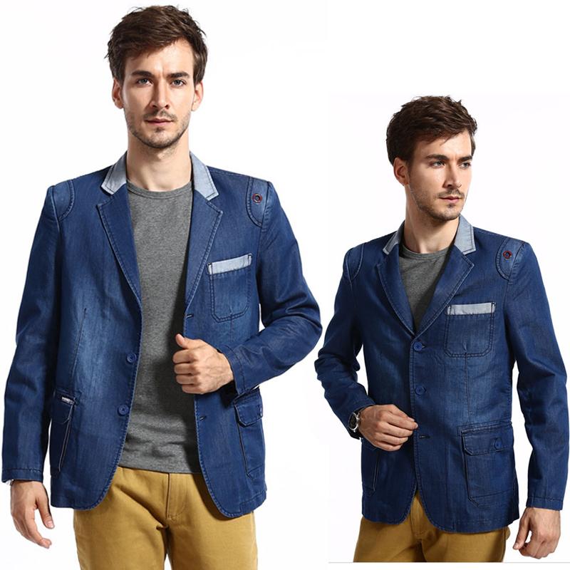 High Quality Denim Jacket Men Suit-Buy Cheap Denim Jacket Men Suit