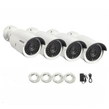 ANNKE Best 2MP IP font b Network b font PoE Outdoor CCTV Security Camera IR cut
