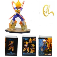 Buy Anime Dragon Ball Z Vegeta toys Dragon Ball Super Saiyan Vegeta Action Figure toys Collectible model Toys Children Gifts for $9.80 in AliExpress store