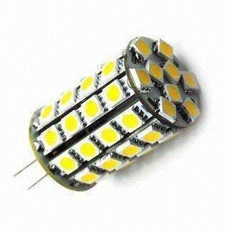 卸売5.4 ワット gy6.35 g9 12 ボルト led バイピンベース置き換える 40 ワット ハロゲン電球+送料無料3 ピース/ロット