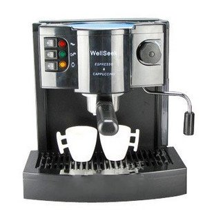 coffee machine promotions domestic commercial semi automatic espresso machine with steam 15 pa. Black Bedroom Furniture Sets. Home Design Ideas