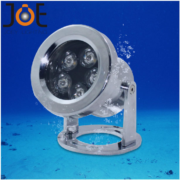 led underwater lights outdoor 5w fountain lamps holiday. Black Bedroom Furniture Sets. Home Design Ideas