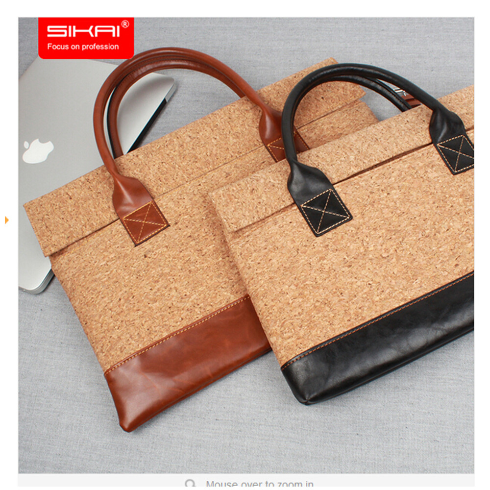 11 13 15 inch Notebook Laptop Sleeve bag Leather case cover for 11.6 13.3 15.4 macbook air pro retina<br><br>Aliexpress