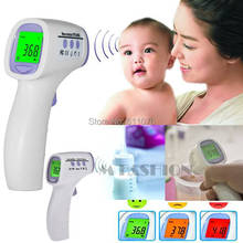 2014 New Arrivals High Quality Baby/Adult Digital Multi-Function Non-contact Infrared Forehead Body Thermometer 6324