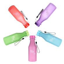 Buy TTLIFE Portable Leak-proof Unbreakable Water Bottle Outdoor/Camping/Bike/Sport 550 ML Unbreakable Plastic Water Bottle for $1.91 in AliExpress store