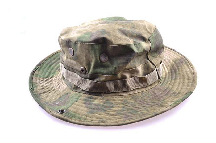 Army-Green-Sports-Tactical-Hat-Airsoft-BONNIE-HATS-Round-brimmed-Sun-Camping-Fishing-Hiking-Travel-Bucket-Hat-Military