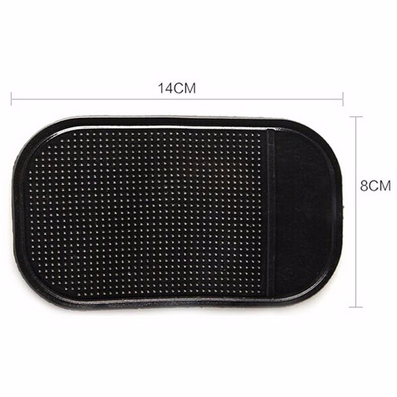 1Pcs Sticky Pad Nano Car Magic Anti-Slip Dashboard Non-slip Mat GPS Phone Holder