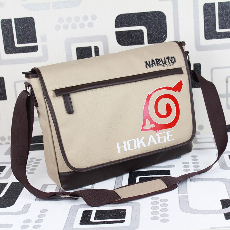 New Fashion Men Women Messenger Bags Naruto Sport Casual Denim Shoulder Bag Outdoor Activities Travel Hiking Crossbody Bag(China (Mainland))