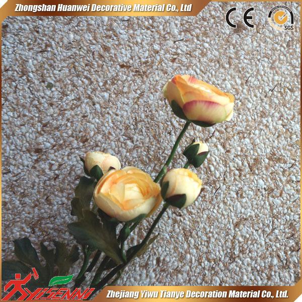 YISENNI fabric natrural material silk plaster liquid wallpaper decor home - Zhejiang Yiwu Tianye Decoration Material Co., Ltd. store