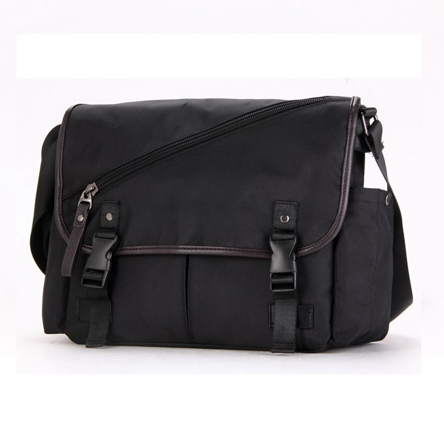 mens boys brand new casual oxford fabric travel messenger shoulder school bag big capacity laptop crossbody bags M37 - Fashion bags-just for you store