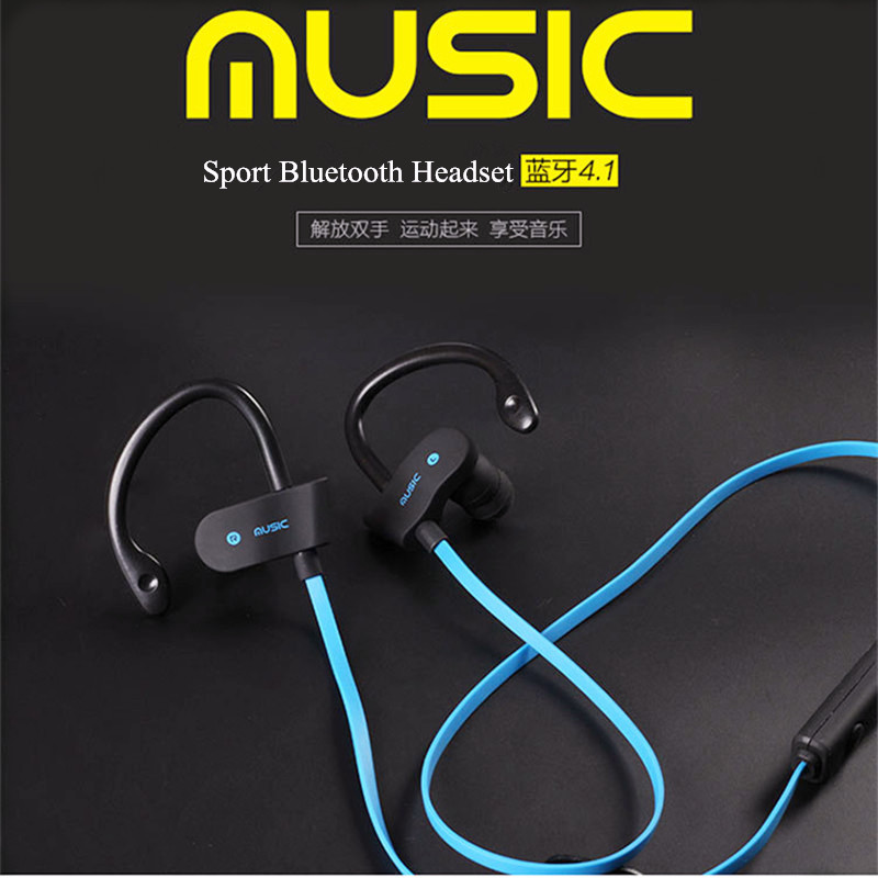 Sport Wireless Headphones Gym Bluetooth Headset For Motorola MPx200 Mobile Phone Cycling Running Earphone Free Shipping(China (Mainland))