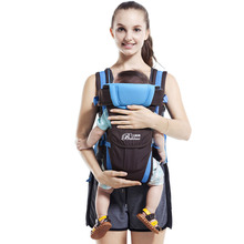 2 30 Months Breathable Front Facing Baby Carrier Infant Comfortable Sling Backpack Pouch Wrap Baby Kangaroo