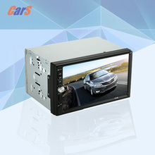 Car Rear View Camera Stereo FM Radio 7 Inch 12V 2 Din HD Car MP5 Players Bluetooth USB SD Automobile Electronics In-Dash russia(China (Mainland))