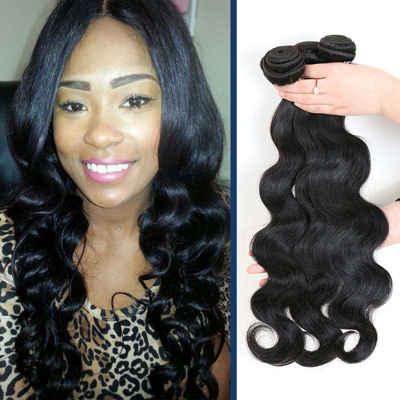 Cheap Peruvian  Hair Body Wave Remy Hair 7A Grade Peruvian Body Wave In Hair Weaves 3pcs/lot Rosa Wet And Wavy Hair Bundles