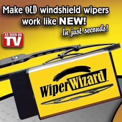 Wiper Wizard Auto Wiper Cleaner Make Old Windshield Wiper Works Like New Windshield Wiper Blade Restorer Cleaner(China (Mainland))