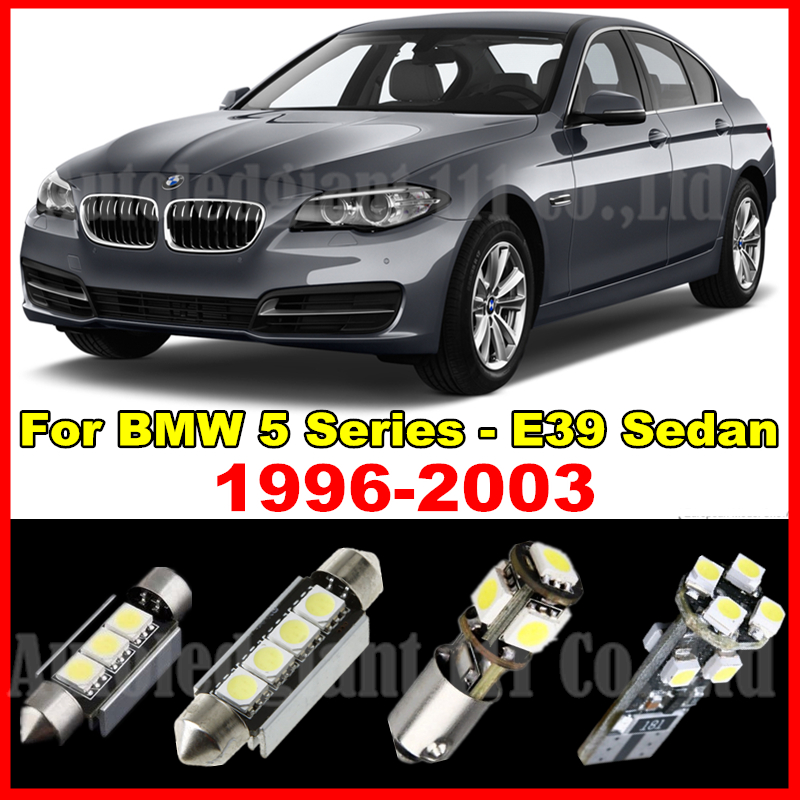 Источник света для авто Eco-Fri Led 18 x BMW e39 5/525i 528i 530i 540i M5 1996/2003 Canbus