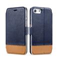 Benuo Phone Cases For iPhone 7 Case Genuine Leather Smart Cover Folio Flip Premium Leather Magnetic
