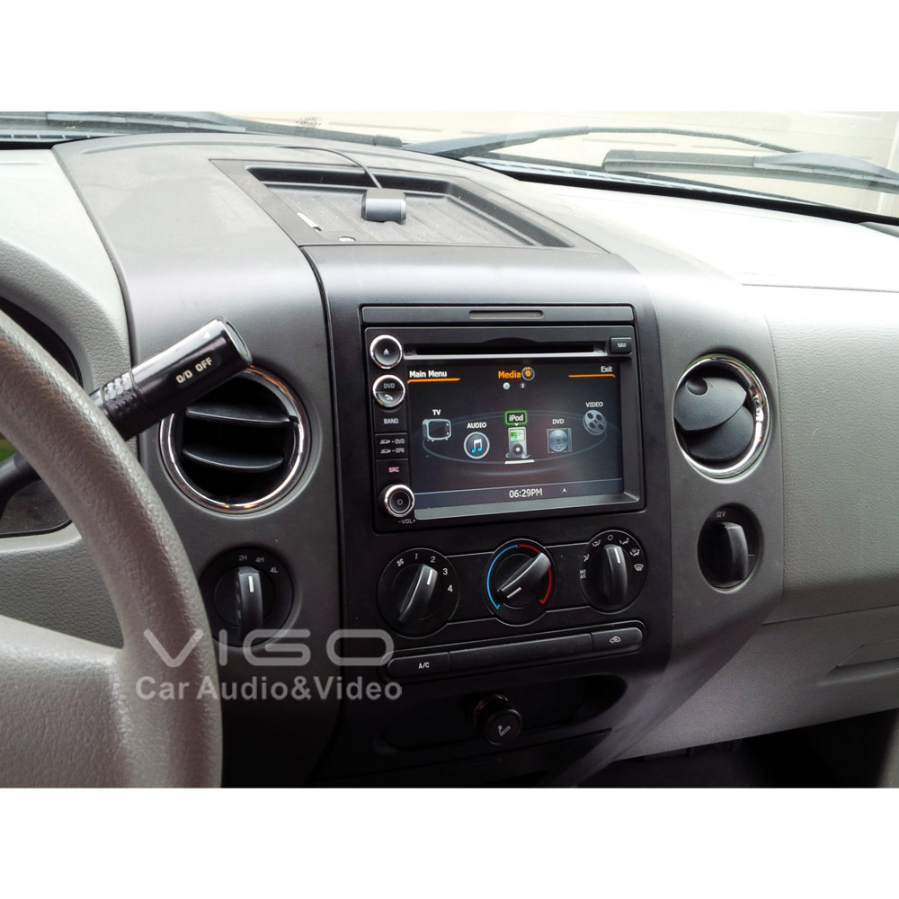 Car Stereo GPS Navigation for Ford F-150 Fusion Explorer Expedition Edge Radio DVD Player Multimedia Headunit Sat Nav Autoradio(Hong Kong)